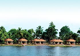 Alleppey Beach Resort Backwater